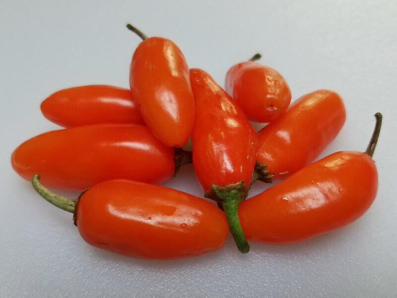 Orange Spice Jalapeno